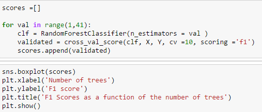 Dealing with unbalanced classe, SVM, Random Forest and Decision Tree