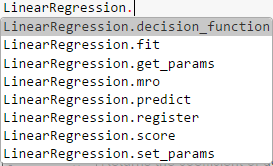 linear-regression