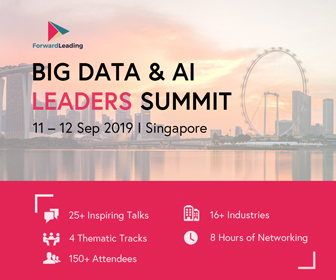 Big Data & AI Leaders Summit Singapore 2019