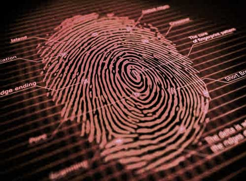 Fingerprint sensors are not the guarantee to privacy?