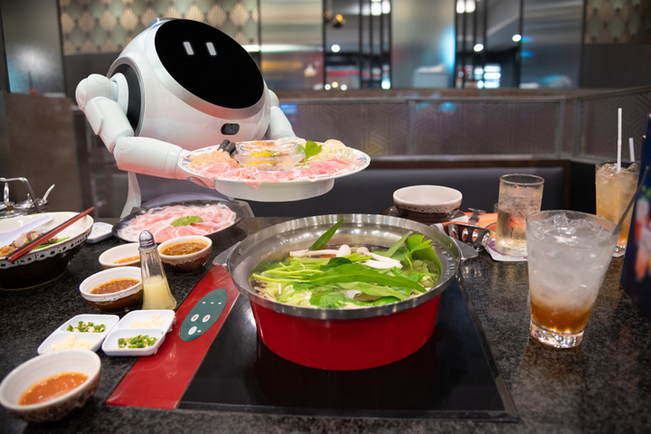 food robotics